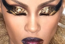 Makeup..... / by Redken Ias