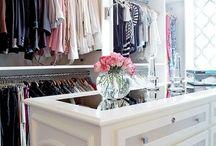 Kleiderschränke der Träume / Manchmal muss man ein bisschen träumen - Hier eine Sammlung an Kleiderschränken in denen wir am liebsten wohnen würden! / by FASHION ID