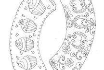 Craft Patterns & Printables / by Diane Holleran