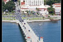 St Augustine, FL / by Lisa M