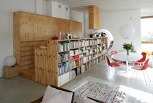 Bookshelves / by Patricia Cook