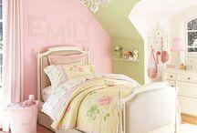 kid's room ideas / by Melissa Audas