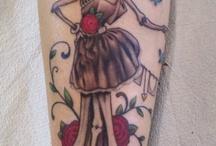 tattoo goodness / by Fuchsia Anne