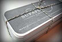 GD [ Business Cards ] / by naomi wu