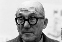 Master - Le Corbusier / by Chan Li