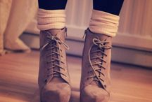 Cute shoes / by Clare Lilyestrom