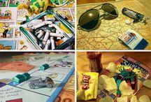 School Ideas - Paintings / by Nicole Franczvai