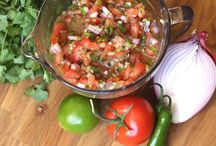 Home Made Salsa and Sauces & Marinades, Dips! / by Julie Jakacky