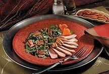 Healthy Pecan Recipes / Healthy, delicious Georgia Pecan recipes / by Georgia Pecans Commission