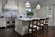 Kitchens / by Katharine Turner