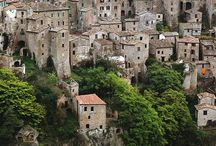 Italy : Tuscany ; Firenza , Lucca , Pisa , Elba Island / by Lindawati Santosa