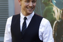 Tom Hiddleston ♡  / Welcome to my board humbly dedicated to Mr. Thomas William Hiddleston :-) / by Jo Mills