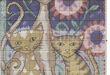 Cross Stitch patterns / by Susan Nolte