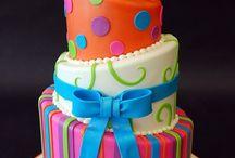 Cakes / by Lauren Jeffery
