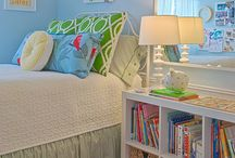 B's playroom/office  / by Courtney Wiggins