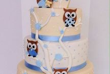 Cake ideas for clients:) / by Brittney Griffith