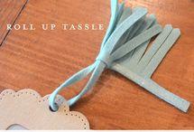paper crafting tutorials / by Diane Zechman