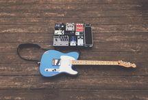 Guitar Pedalboards / by Allen Arrick