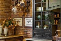 Kitchen Decor/Ideas / by Tiffany Rozier