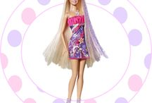 Barbie Party Theme  / by Teralyn Byrd