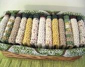 Crochet dish cloths / pot holders / by Doris Mason