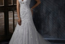Wedding Dress; Hair/Make-up/Accessories...  / by Melissa Smith