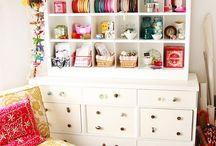 Craft Room! :) / by Candice Blunt