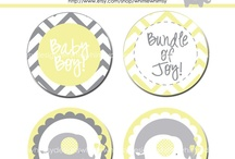 Cupcake toppers / by NathanandCeleste Molsbee