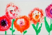 art lessons for kinder/1st / by Maritza Gonzalez-Cooper