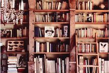 Libraries and Staircases / by Jo Ann Jensen