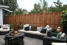 Modern & Contemporary Fence Ideas / These modern and contemporary wood privacy fence styles are sure to make the neighbors jealous!   / by Fence Workshop™