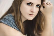 Teen and Senior portrait ideas / by Vernette Seward Photography