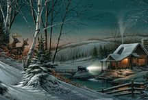 Terry Redlin/other art I love  / by Allison Tanner