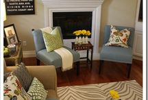 Living room inspiration / by Marissa Wadsworth
