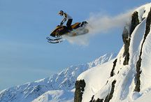 Snowmobiling / by Ryan Wilson