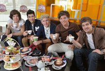 Celebrity tea drinkers / by Afternoon Tea Online