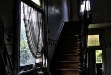 Abandoned property / Old abandoned houses with character / by Marcia A Campbell