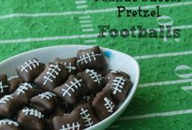 FootBall/Superbowl ! Get Your Game On !!! / by Angela Alvarez