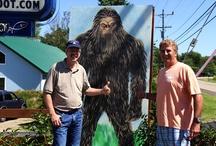 Chautauqua Lake Bigfoot Expo / Annual Bigfoot Expo held at Chautauqua Lake, NY / by We Wan Chu Cottages