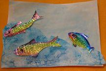 HS - arts & crafts / by Sally Hurst