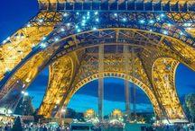 Je t'aime Paris!!! / by Shannon Canavan
