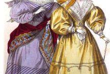 Fashion plates 1830 / by Robin Grace