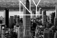 New York / by Shawn Schrupp