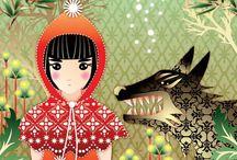 Fairy Tales / by Carolyn Dillard