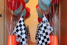 CARS THEMED BIRTHDAY PARTY / by Tricia Mateo