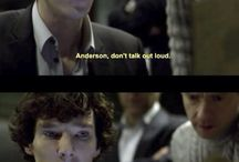 Sherlock / by Anna Marie