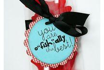 Teacher Appreciation Gifts ~May~ / by Kimberly Martin