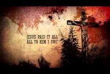 Jesus Stuff / by Rachel Kaufman