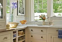 Kitchen Ideas / by Cindy Tooker