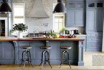 Kitchen Ideas / by Linda Bolt